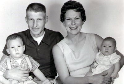 Grimes Family 1959