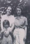 GLADYS (BOYD) COUCH GIBBON'S, MAXINE (BOYD) HARDESTY, BARBARA ANN (BOYD) RAGSDALE - 1934