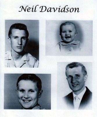 Neil H. Davidson photos